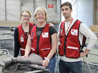 Alberta Fire Relief - Red Cross
