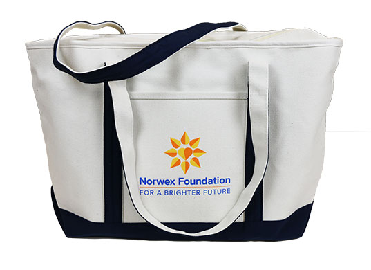 Norwex Canvas Bag