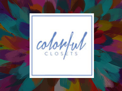 Colorful Closets