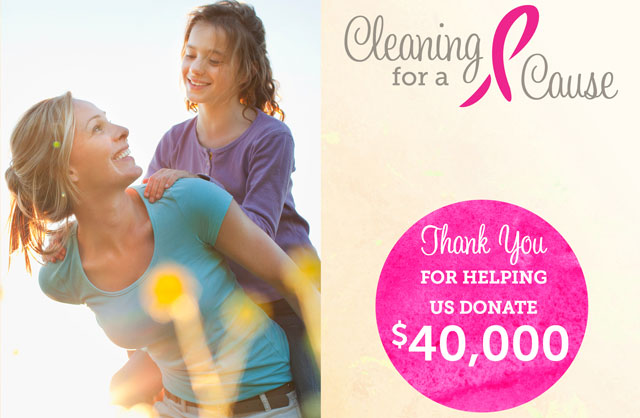 Cleaning for a Cause with Norwex