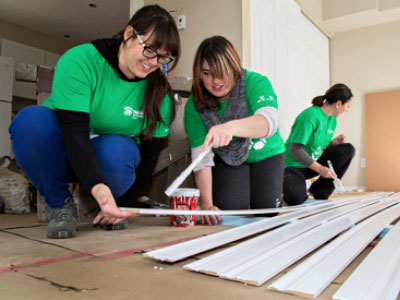 Habitat for Humanity, Brant, ON