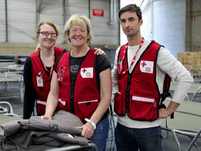 Red Cross Alberta Relief